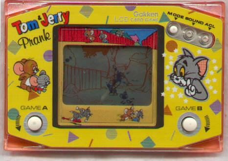Tom and Jerry Prank