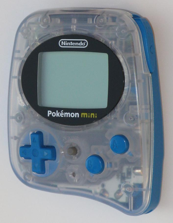 Pokemon Mini system