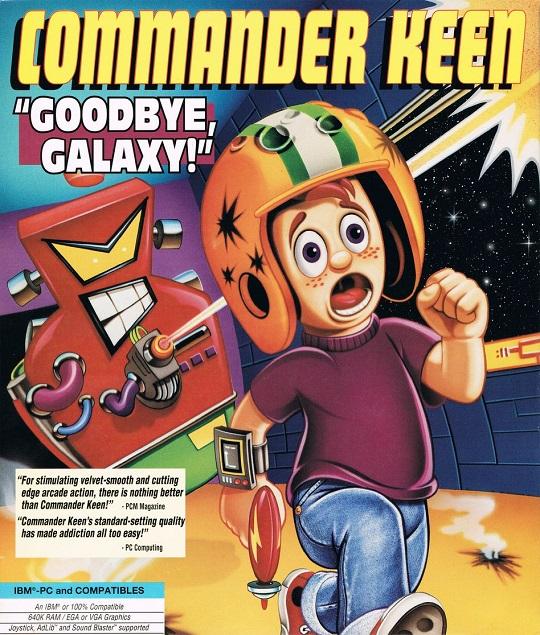 Commander Keen 4