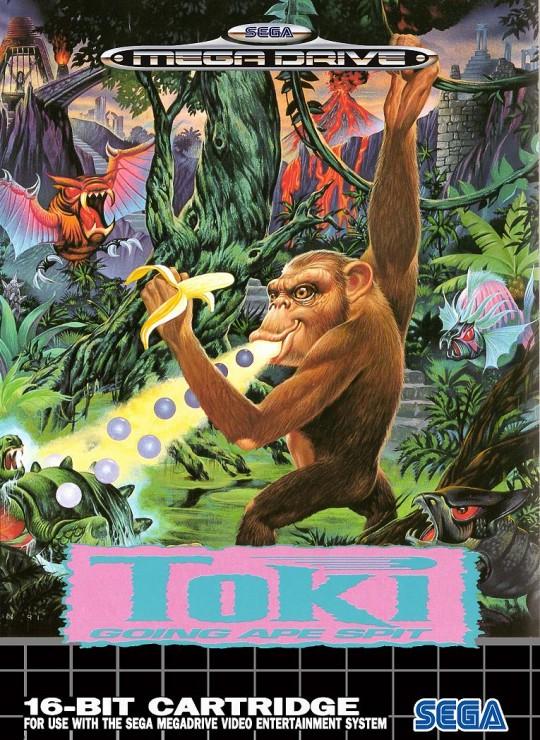 Toki - Going Ape Spit