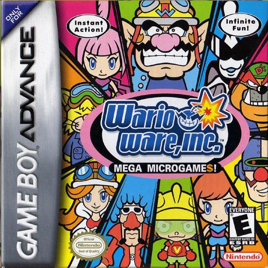 WarioWare Inc.