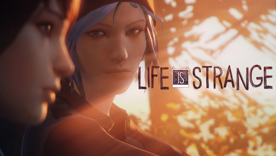 Life is strange - Carátula