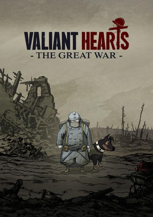 Valiant hearts portada